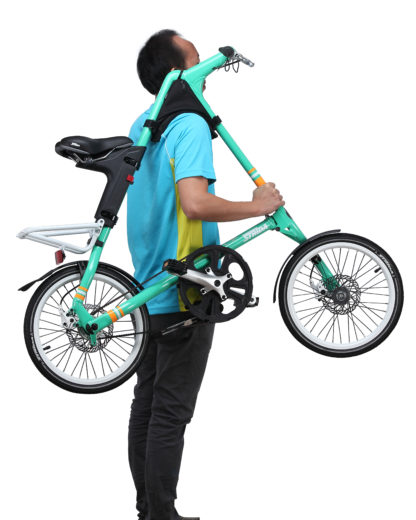 STRIDA Shoulder carrying support and small bag - bag - ST-FB-003 - strida