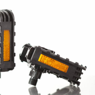 kunststof zwarte STRIDA vouwpedalen - 507 - pedalen - trappers - vouwpedalen