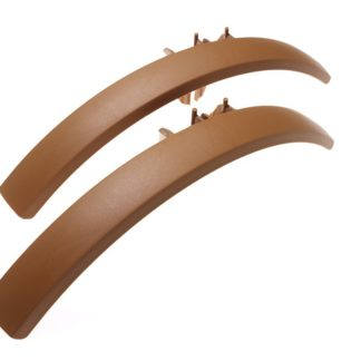 Brown Colored 16-inch STRIDA Fender set - 16 inch - 508-16-brown - Fenders - strida