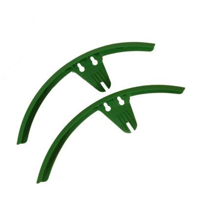Green gekleurde 16 inch STRIDA spatborden - 16 inch - 508-16-green - spatborden - strida