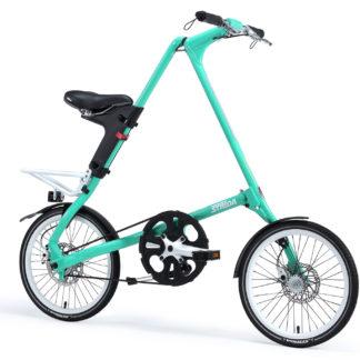 STRIDA SX Pristine Mint - 18 inch - bike - Buy foldable bikes - Buy folding bicycle - Buy folding bike - Buy folding bikes - buying - collapsible bike - Design bike - Design folding bike - foldable bike - Folding bicycle - Folding bike - Folding bike shop - Folding bikes - for sale - Lightweight - new - shop - Single speed - strida - Strida design folding bike - sx - Triangular - Triangular folding bike - Triangular shaped - unique folding bike