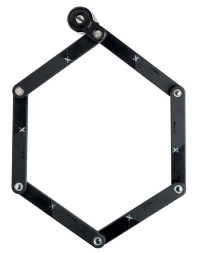 AXA Newton 90 cm foldable lock - AXA - Bicycle lock - Lock