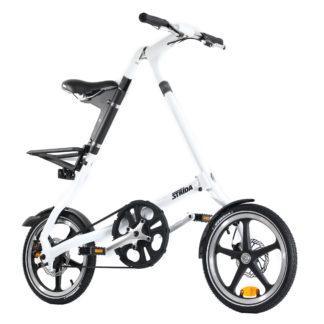 STRIDA LT Classic White (showmodel) - 1 versnelling - 16 inch - design fiets - design vouwfiets - driehoekig - driehoekige - driehoekige vouwfiets - fiets - kopen - lichtgewicht - lt - nieuw - opvouwbare fiets - Plooibare fiets - Plooifiets - plooifiets kopen - plooifietsen kopen - strida - strida design vouwfiets - te koop - unieke vouwfiets - vouwfiets - vouwfiets kopen - vouwfietsen - vouwfietsen kopen - vouwfietsenwinkel - winkel