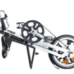 STRIDA LT Classic White (show model) - 16 inch - bike - Buy foldable bikes - Buy folding bicycle - Buy folding bike - Buy folding bikes - buying - collapsible bike - Design bike - Design folding bike - foldable bike - Folding bicycle - Folding bike - Folding bike shop - Folding bikes - for sale - Lightweight - lt - new - shop - Single speed - strida - Strida design folding bike - Triangular - Triangular folding bike - Triangular shaped - unique folding bike