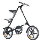 STRIDA LT Jet Black - 16 Zoll - Design Fahrrad - Design Faltrad - dreieckig - dreieckiges - Dreieckiges Faltrad - Eingang - einzigartiges Faltrad - Fahrrad - Faltbares Fahrrad - Faltbares Fahrrad kaufen - Faltbares Fahrräder kaufen - Faltrad - Faltrad-Shop - Falträder - Falträder kaufen - Geschäft - Kaufen - Klapprad - Klapprad kaufen - Leicht - lt - neu - strida - Strida design Faltrad - zu verkaufen - zusammenklappbares Fahrrad