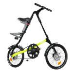 STRIDA SX Black Neon - 1 versnelling - 18 inch - design fiets - design vouwfiets - driehoekig - driehoekige - driehoekige vouwfiets - fiets - kopen - lichtgewicht - nieuw - opvouwbare fiets - Plooibare fiets - Plooifiets - plooifiets kopen - plooifietsen kopen - strida - strida design vouwfiets - sx - te koop - unieke vouwfiets - vouwfiets - vouwfiets kopen - vouwfietsen - vouwfietsen kopen - vouwfietsenwinkel - winkel