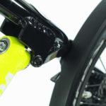 STRIDA SX Black Neon - 18 Zoll - Design Fahrrad - Design Faltrad - dreieckig - dreieckiges - Dreieckiges Faltrad - Eingang - einzigartiges Faltrad - Fahrrad - Faltbares Fahrrad - Faltbares Fahrrad kaufen - Faltbares Fahrräder kaufen - Faltrad - Faltrad-Shop - Falträder - Falträder kaufen - Geschäft - Kaufen - Klapprad - Klapprad kaufen - Leicht - neu - strida - Strida design Faltrad - sx - zu verkaufen - zusammenklappbares Fahrrad