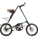 STRIDA SX Racing Green - 18 inch - bike - Buy foldable bikes - Buy folding bicycle - Buy folding bike - Buy folding bikes - buying - collapsible bike - Design bike - Design folding bike - foldable bike - Folding bicycle - Folding bike - Folding bike shop - Folding bikes - for sale - Lightweight - new - shop - Single speed - strida - Strida design folding bike - sx - Triangular - Triangular folding bike - Triangular shaped - unique folding bike