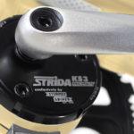 STRIDA EVO 3S Desert Sand - 16 inch - bike - Buy foldable bikes - Buy folding bicycle - Buy folding bike - Buy folding bikes - buying - collapsible bike - Design bike - Design folding bike - evo 3s - foldable bike - Folding bicycle - Folding bike - Folding bike shop - Folding bikes - for sale - Lightweight - new - shop - strida - Strida design folding bike - Sturmey archer - Three speed - Triangular - Triangular folding bike - Triangular shaped - unique folding bike